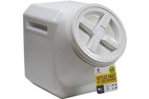 Vittles Vault Airtight Stackable Pet Food Container