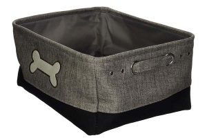 Winifred and Lily Pet Toy Storage Bin