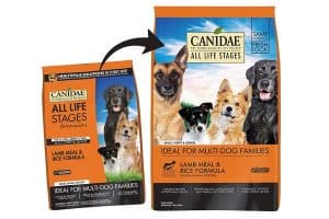 CANIDAE All Life Stages Dog Dry Food Lamb Meal