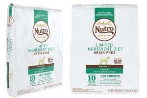 NUTRO Limited Ingredient Diet Adult Dry Dog Food