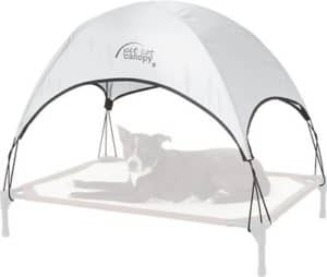kh pet products pet cot canopy for elevated dog bed